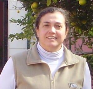 Ing. Agr. Olga García Araya